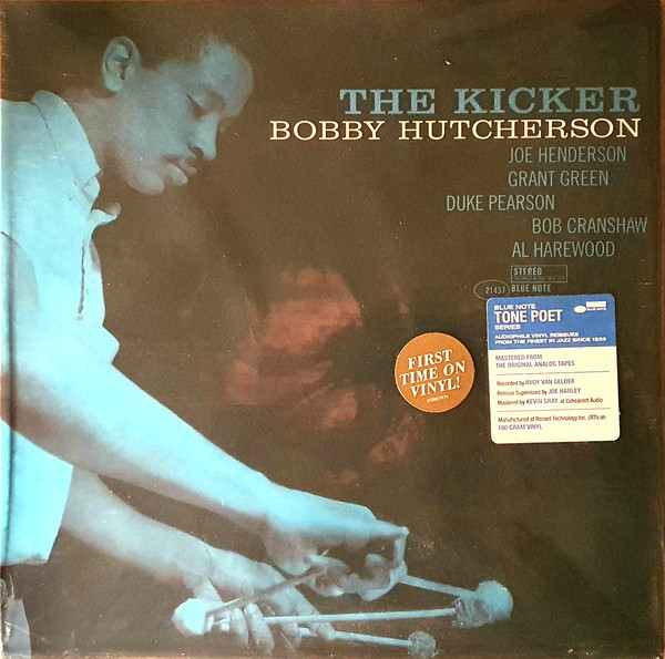 Bobby Hutcherson ‎– The Kicker