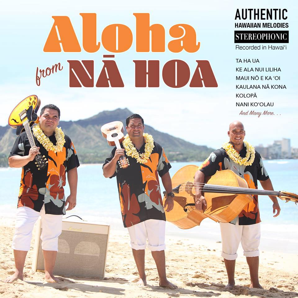Nā Hoa - Nā Hoa album cover