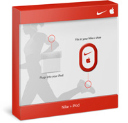 Package Kit Nike+iPod