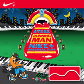 Run A-Trak - Running Man: Nike+ Original