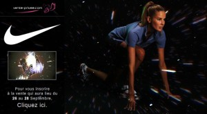 Vente privée Nike Performance - Bande annonce