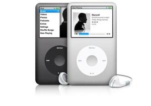 iPod Classic 160Go