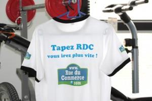 Tshirt RueDuCommerce