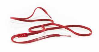 Lacets (Nike)RED