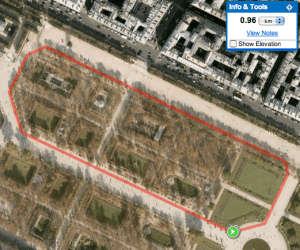 Plan Tuileries