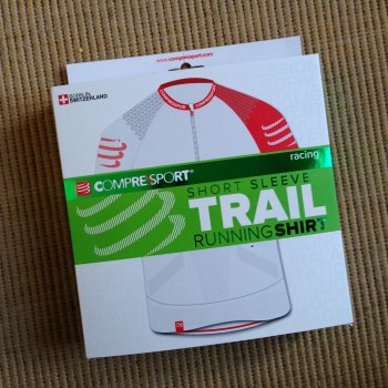 Compressport - Tshirt