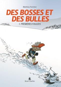 Des bosses et des bulles - Le livre