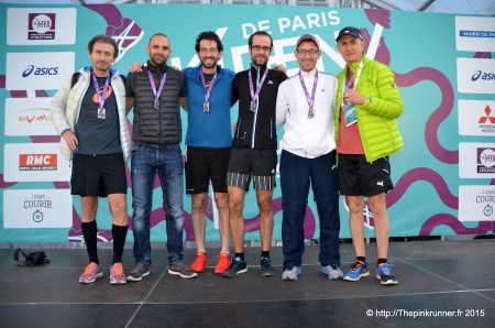Ekiden de Paris 2015 - Team Runnosphère