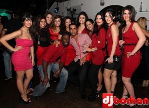 Persian Javad party Toronto - DJ Borhan