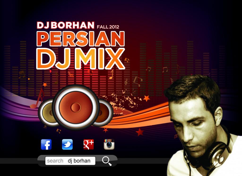 Persian DJ mix new 2012- dj borhan