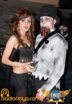 Persian halloween club party Marlowe