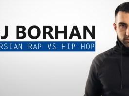 DJ Borhan Persian Rap vs American Hip Hop mix