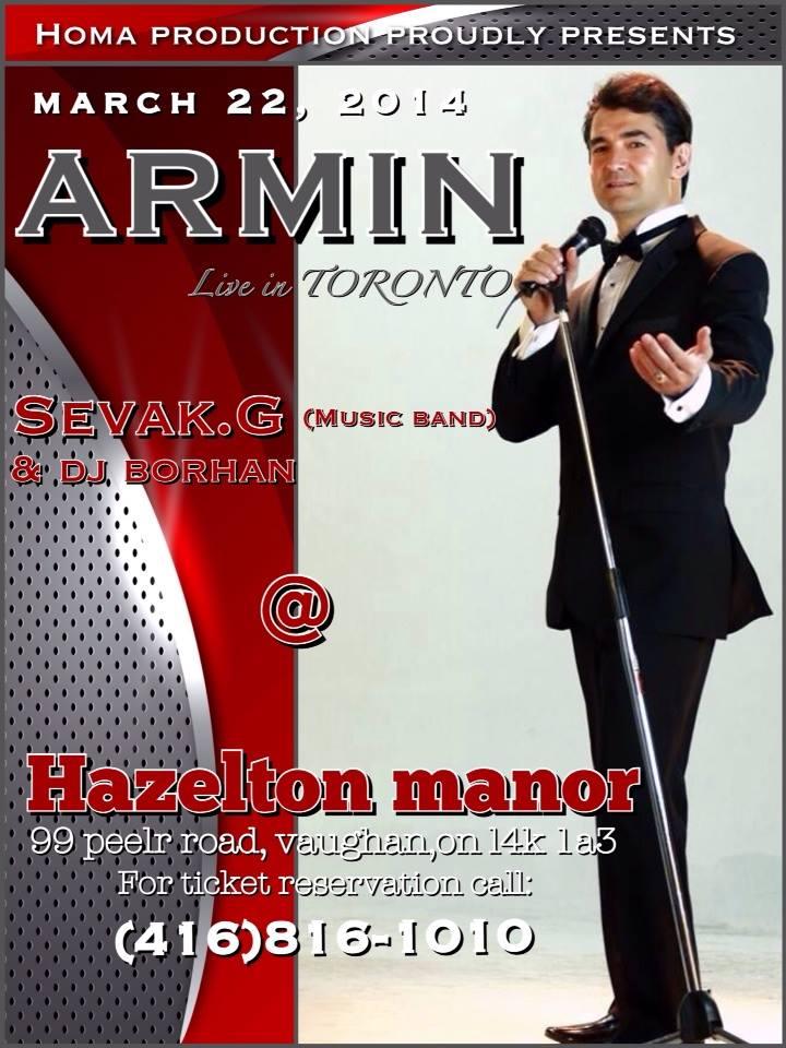 Persian nawruz party toronto