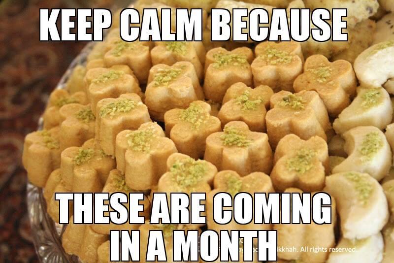 Persian shirini food