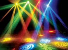 intelligent lighting with DJ Borhan