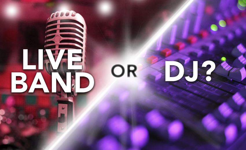 wedding band vs toronto dj