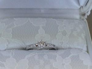 Genteel婚約指輪