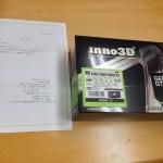 当選レポート GeForce GTX 760 ( 株式会社ウィズテックさんより頂きました)
