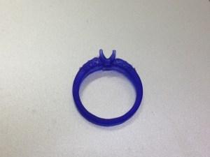 婚約指輪 3Dプリント