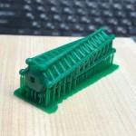 B9シリーズの最新3Dプリンター B9COREでテスト出力したハンコ