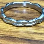 プラチナ結婚指輪のビフォーアフター