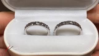 二人で相談しながら作り上げる結婚指輪 それはデジタルジュエリー®ファクトリ