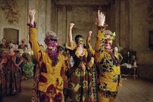 Yinka Shonibare, MBE, Un ballo in maschera, 2004