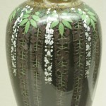 Detail of Vase, c. 1890-1895, Attributed to Shibata, Japan, 1993.86.21.FA