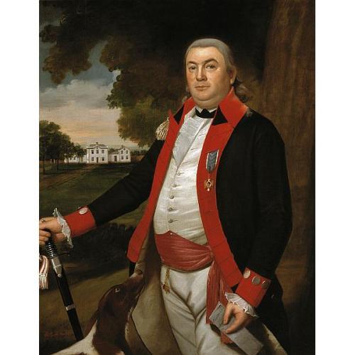 Captain John Pratt (1753-1824)