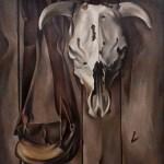 Skull and Powderhorn_Loren Mozley