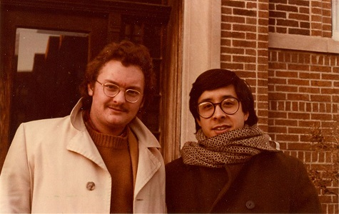 John Judd and Stephen Lapthisophon, 1978
