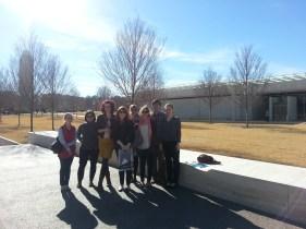 Visiting the Kimbell Art Museum's Renzo Piano Pavilion