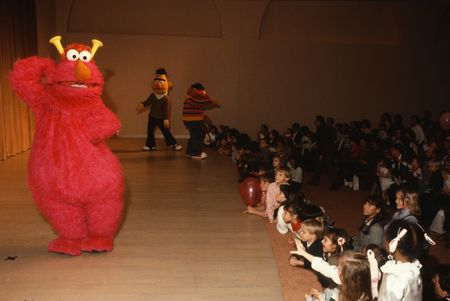 Honkers at the DMA, 1984