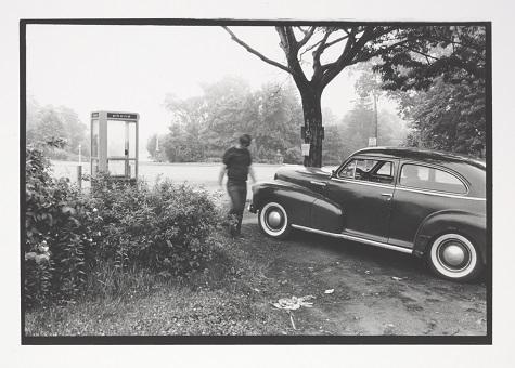 Michael Kostiuk, Untitled, 1973, gelatin silver print, Dallas Museum of Art, Polaroid Foundation grant