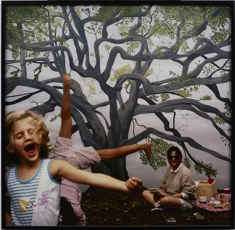 Nic Nicosia, Vacation, 1986, cibachrome photograph, Dallas Museum of Art, gift of Meisel Photochrome Corporation © 1986 Nic Nicosia, Dallas, Texas