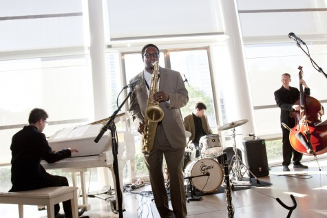 Jazz in the Atrium