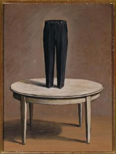 Magritte - Persian Letters - 1958