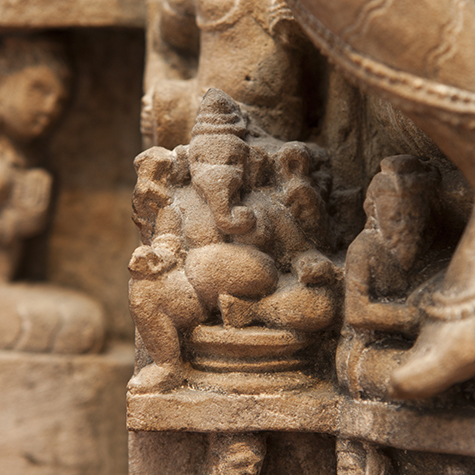 Detail of Ganesha