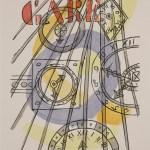 Fernand Legér, Clocks, date n.d., Dallas Museum of Art, gift of Mr. and Mrs. Alfred L. Bromberg,