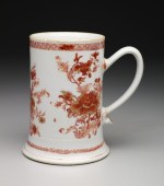 Beer Mug, 1735, porcelain, Dallas Museum of Art, The Wendy and Emery Reves Collection, 1985.R.921