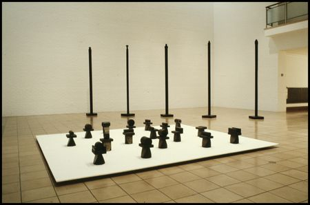 Concentrations IV: Alain Kirili, Recent Sculpture, October 18–November 29, 1981