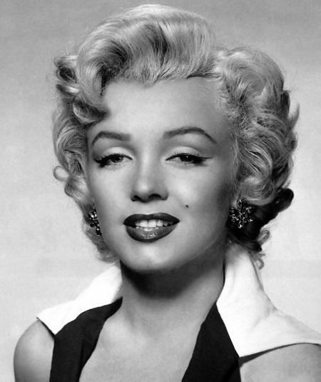 Marilyn Monroe Photo Portrait