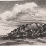 Bertha M. Landers, Cheyenne Mountains, 1941