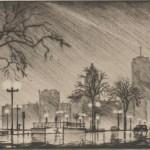 James Swann, Night in Chicago, 1940