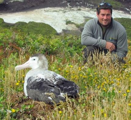 Kenny Dix and Albatross