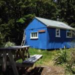 Blue Range Hut.