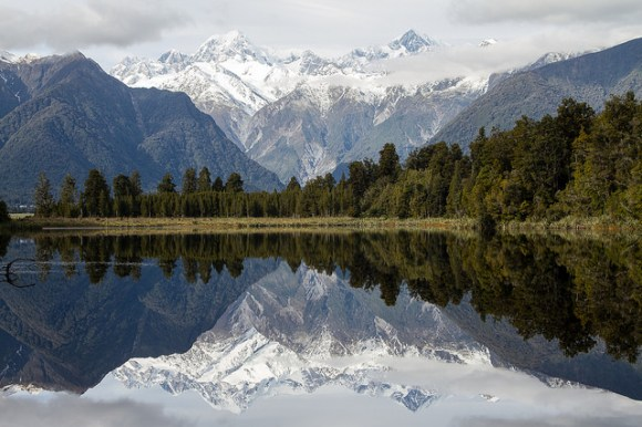 Lake Matheson. Photo: Geee Kay | flickr | CC BY-NC-ND 2.0.