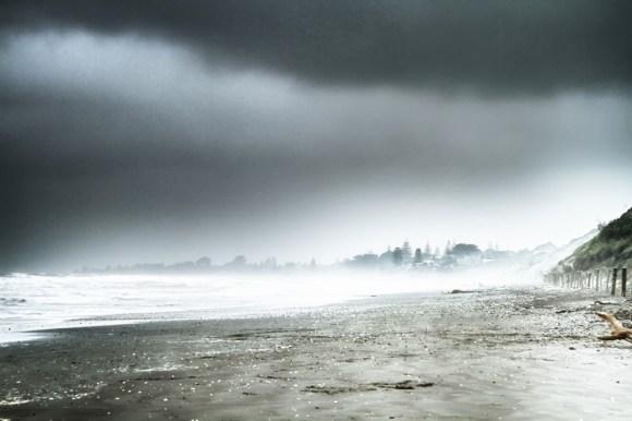 The beach at Paekakariki. Photo: Stewart Baird | CC BY-NC-ND 2.0.