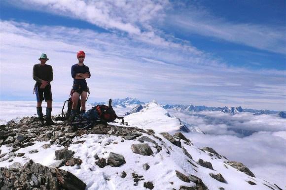 Mount Hooker. Photo: R.Dunn.