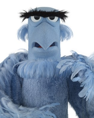 Sam Eagle from the Muppets.